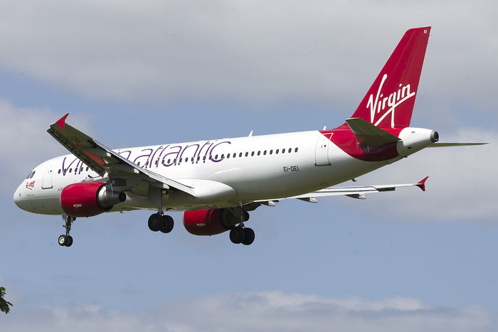 EI-DEI A320-214 2374 Virgin Atlantic Airways @ London Heathrow Airport 13.05.2015 © Piti Spotter Club Verona