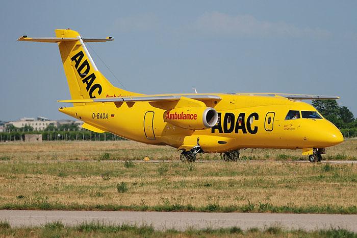 D-BADA Dornier 328-300 JET J328 3224 ADAC ADN - Aerodienst @ Aeroporto di Verona © Piti Spotter Club Verona