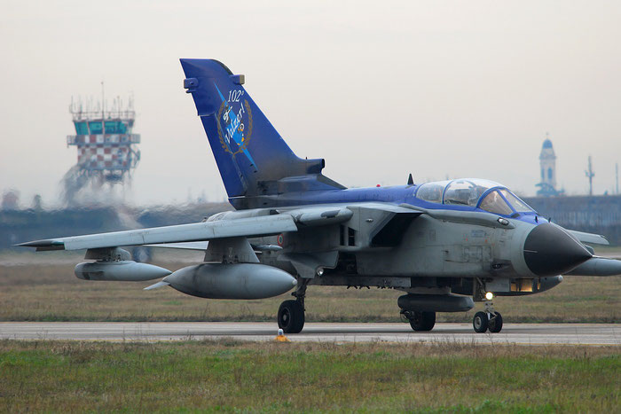 MM7080  6-33  Tornado IDS  603/IS079/5091  Aviano (PN) @ Aeroporto di Verona   © Piti Spotter Club Verona