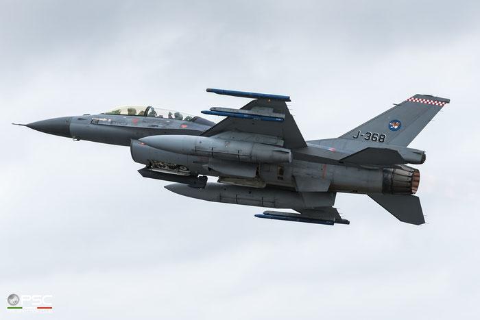 J-368   F-16BM  6E-31  312sq © Piti Spotter Club Verona