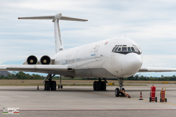 4546257  Il-62MGr  EW-450TR  Rada Airlines @ Brescia 2020 © Piti Spotter Club Verona