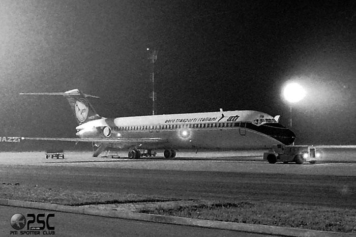 ATI DC-9-32 - matricola non riconoscibile @ Aeroporto di Verona © Piti Spotter Club Verona