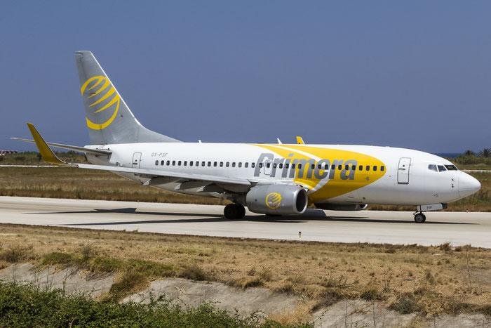 OY-PSF B737-7Q8 28210/22 Primera Air Scandinavia @ Rhodes Airport 11.07.2015 © Piti Spotter Club Verona