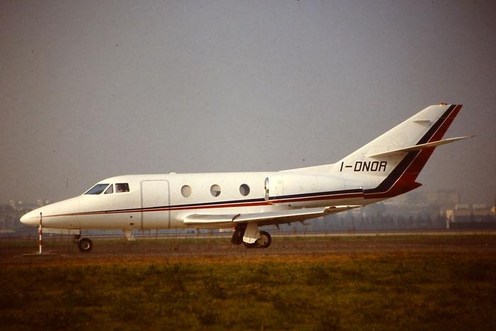 I-DNOR - Private - Falcon 10 - cn 118 @ Aeroporto di Verona © Piti Spotter Club Verona