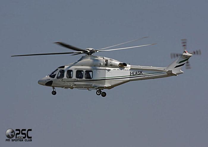 I-EASK AgustaWestland AW139 ( c/n 31104 ) @ Aeroporto di Verona © Piti Spotter Club Verona