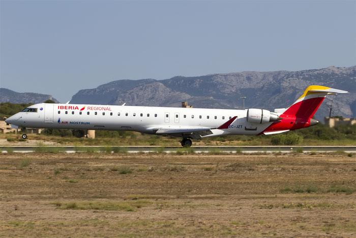 EC-JZT CRJ900ER 15113 Air Nostrum @ Palma de Mallorca Airport 07.2014 © Piti Spotter Club Verona