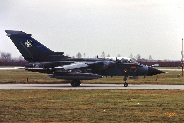 MMXXXX (information needed) 5-43 Tornado @ Aeroporto di Verona © Piti Spotter Club Verona