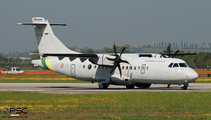 MM62230  GF-15  ATR42-500MP  620  GEA @ Aeroporto di Verona © Piti Spotter Club Verona
