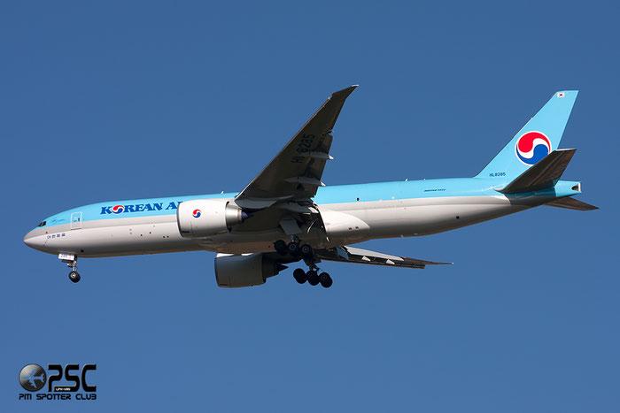 HL8285 B777-FB5 37641/1172 Korean Air @ Milano Malpensa Airport 06.04.2014 © Piti Spotter Club Verona