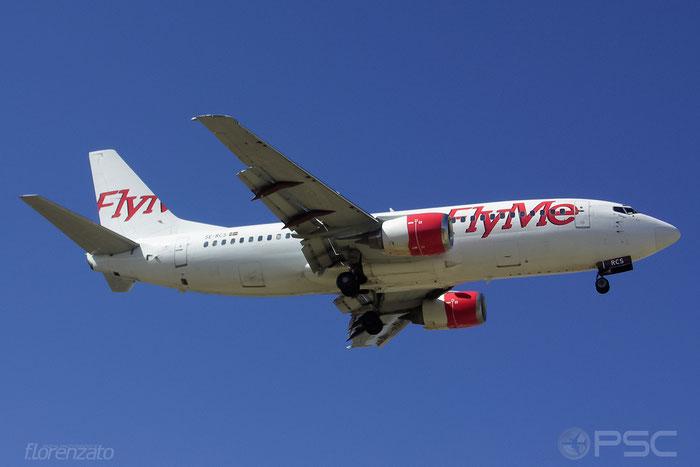 SE-RCS B737-3Q8 24299/1598 Fly Me Sweden @ Malaga Airport 2006 © Piti Spotter Club Verona