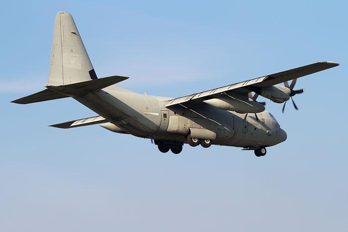 MM62185  46-50  C-130J  5514  50° Gruppo TM @ Aeroporto di Verona   © Piti Spotter Club Verona