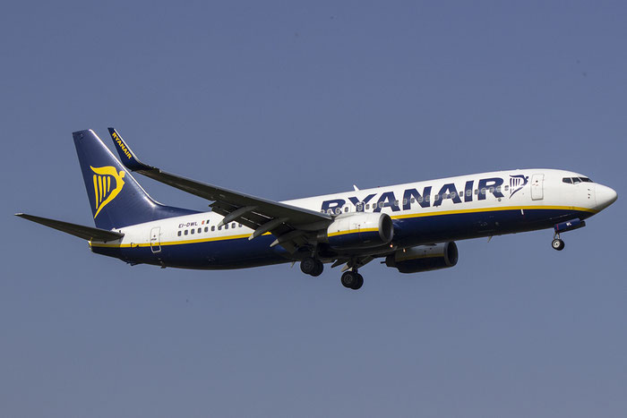 EI-DWL B737-8AS 33618/2416 Ryanair @ Bologna Airport 14.03.2014 © Piti Spotter Club Verona