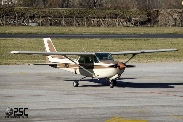 I-ROCH CESSNA C172RG 172RG0984 - Private @ Aeroporto di Trento © Piti Spotter Club Verona