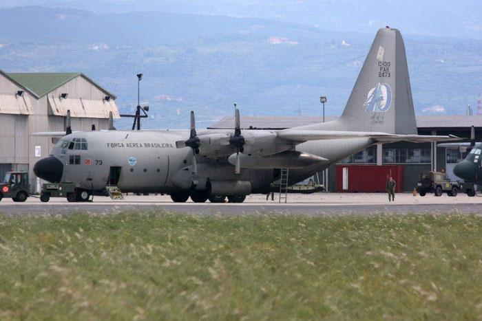 2473   C-130M (C-130H)  4451  1°GTT @ Aeroporto di Verona © Piti Spotter Club Verona