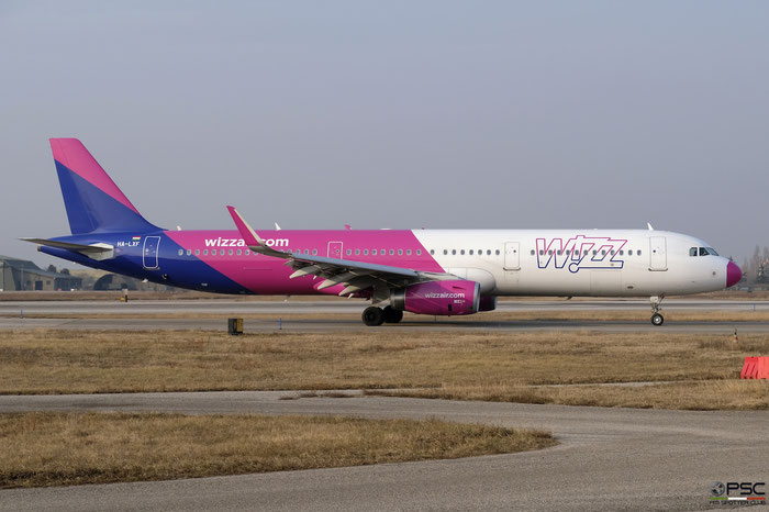 HA-LXF A321-231 7155 Wizz Air
