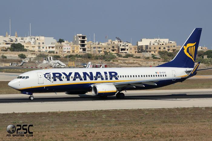 EI-EVC B737-8AS 40286/3905 Ryanair @ Malta Airport 09.2014 © Piti Spotter Club Verona