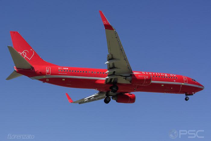 OY-SEM B737-8BK 33019/1502 Sterling European Airlines @ Malaga Airport 2006 © Piti Spotter Club Verona