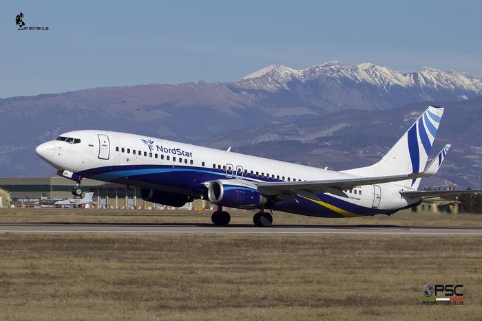 VQ-BDO B737-8K5 32906/1087 NordStar Airlines