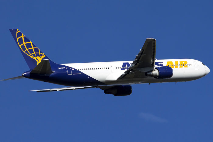 N642GT B767-3Y0ER 26207/503 Atlas Air @ Treviso Airport 29.04.2015 © Piti Spotter Club Verona