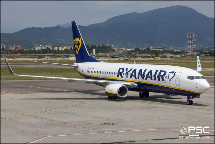 EI-GJK B737-800 44825/6873 Ryanair @ Bergamo 08.2018 © Piti Spotter Club Verona