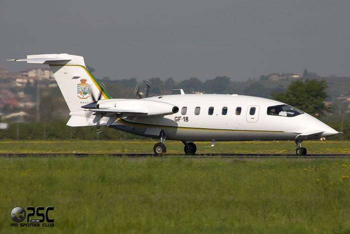MM62248 - Italy - Air Force Piaggio P-180 Avanti - mm62248 @ Aeroporto di Verona © Piti Spotter Club Verona