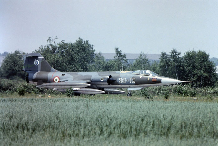 MM6808  36-12  F-104S-ASA  1108 © Piti Spotter Club Verona