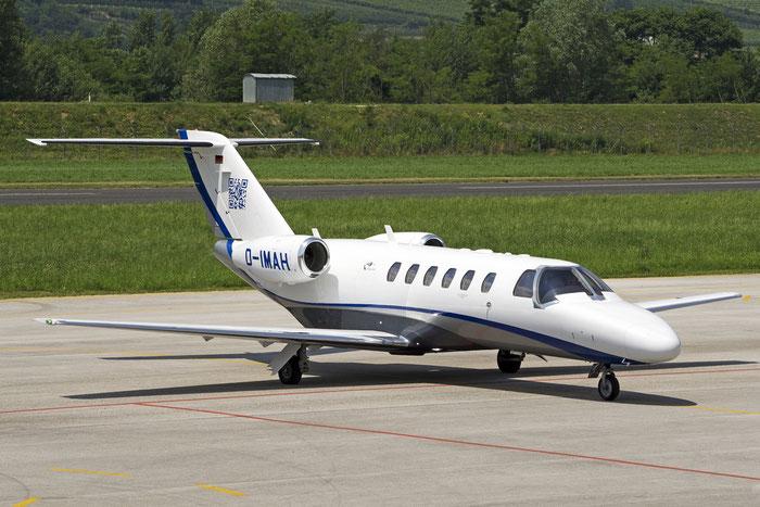 D-IMAH Ce525A (CJ2+) 525A-0502 Atlas Air Service @ Aeroporto di Trento © Piti Spotter Club Verona