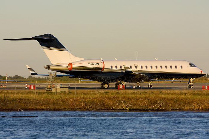 C-GSAP Global Express 9038 Aviation Jolina S.E.C. @ Venice Airport 27.08.2012 © Piti Spotter Club Verona