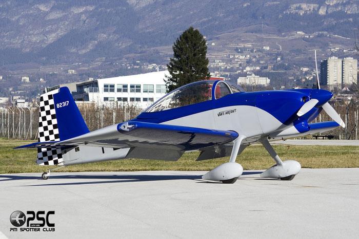 I-LUKE - Vans RV-8 - Private @ Aeroporto di Trento © Piti Spotter Club Verona
