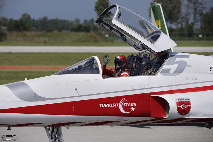 5 - Turkish Star - NF-5A Freedom Fighter © Piti Spotter Club Verona