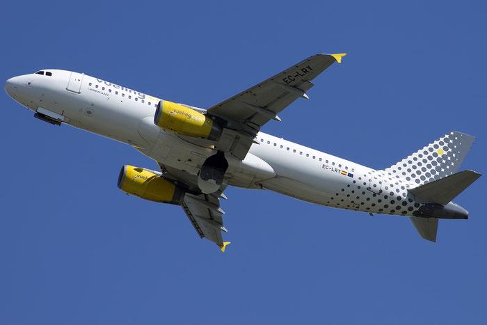 EC-LRY A320-232 1862 Vueling Airlines @ Venezia Airport 20.07.2014 © Piti Spotter Club Verona