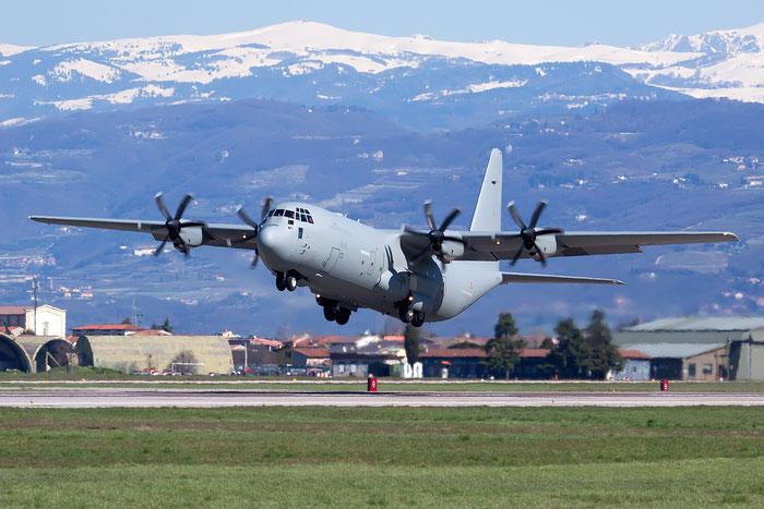MM62194  46-60  C-130J-30  5548  50° Gruppo TM @ Aeroporto di Verona   © Piti Spotter Club Verona