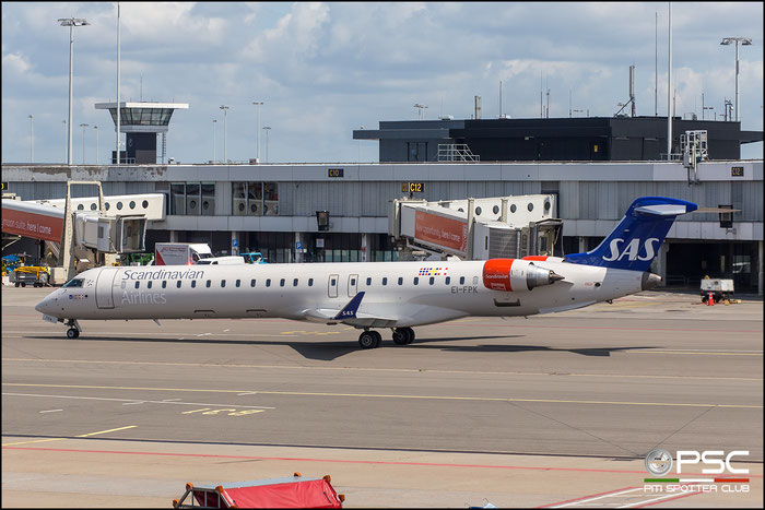 EI-FPK  CRJ900  15428  CityJet @ Amsterdam 2019 © Piti Spotter Club Verona
