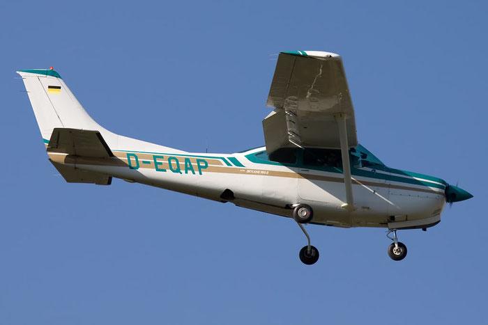 D-EQAP Cessna TR182 Turbo Skylane RG C82T R18201179 @ Rimini Airport 20.08.2011 © Piti Spotter Club Verona