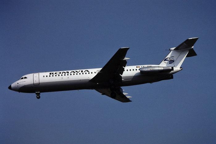 YR-BRI BAe111-561RC 409 Romavia @ Aeroporto di Verona - © Piti Spotter Club Verona