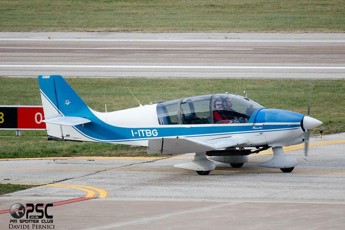 I-ITBG - Robin DR.400 series - Private @ Aeroporto di Bolzano © Piti Spotter Club Verona