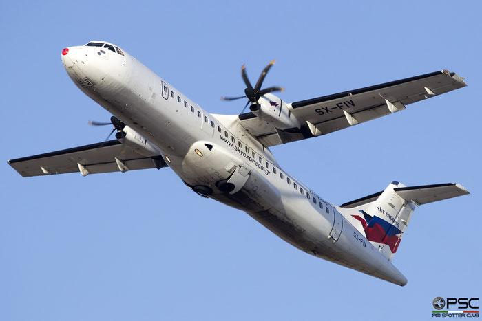 SX-FIV  ATR72-212A  590  Sky Express  @ Heraklion 2019 © Piti Spotter Club Verona