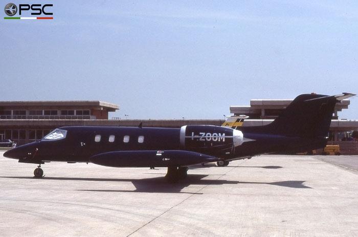 I-ZOOM  Learjet 35A  35-135  Aliven  @ Aeroporto di Verona © Piti Spotter Club Verona