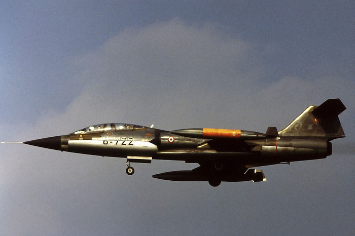 6-722 5722 TF-104G © Piti Spotter Club Verona