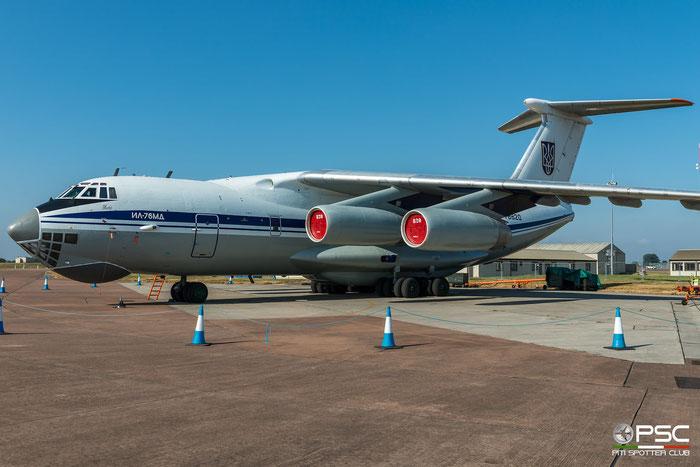 78820 Ilyushin Il-76MD Ukraine Air Force © Piti Spotter Club Verona