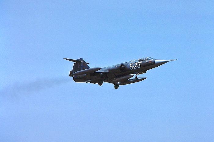 MM6922  5-23   F-104S-ASA  1222 @ Aeroporto di Verona   © Piti Spotter Club Verona