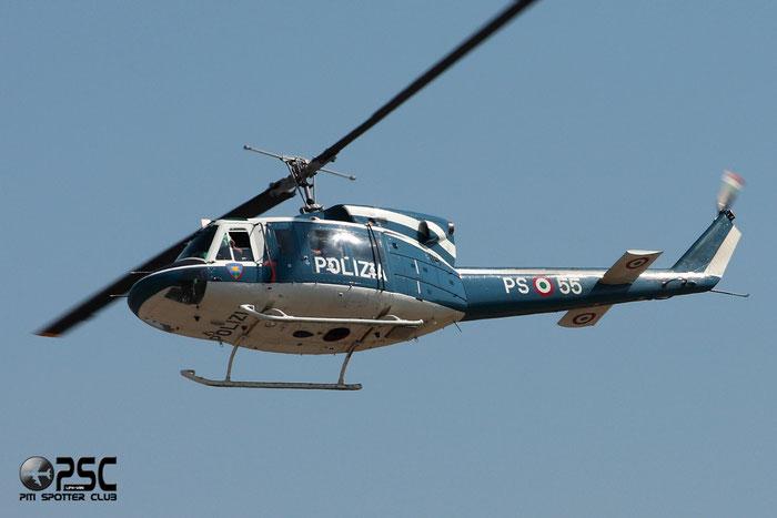 MM80755  PS-55  AB212  5671 @ Aeroporto di Verona   © Piti Spotter Club Verona