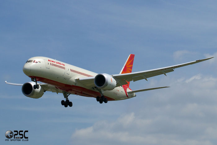 VT-ANO B787-8 36286/91 Air India @ London Heathrow Airport 12.06.2014 © Piti Spotter Club Verona