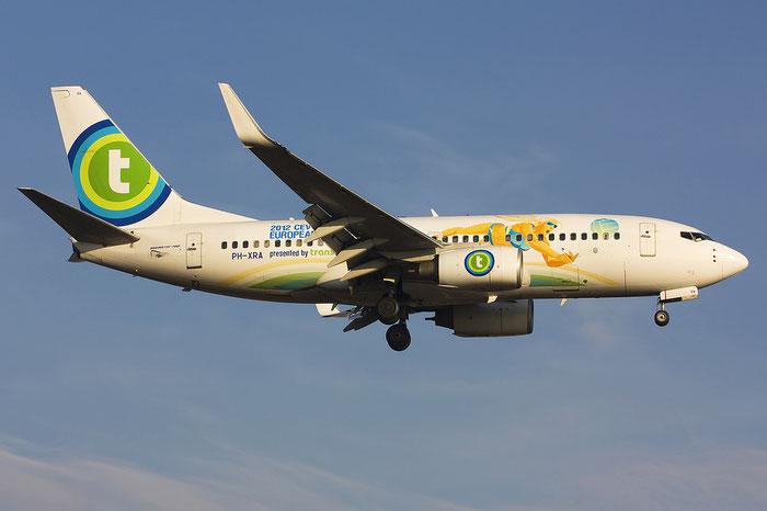 PH-XRA B737-7K2 30784/873 Transavia Airlines @ Treviso Airport 24.02.2012  © Piti Spotter Club Verona