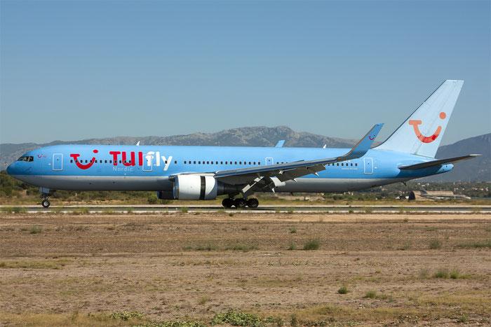 SE-RFS B767-304ER 28040/613 TUIfly Nordic @ Palma de Mallorca Airport 07.2014 © Piti Spotter Club Verona
