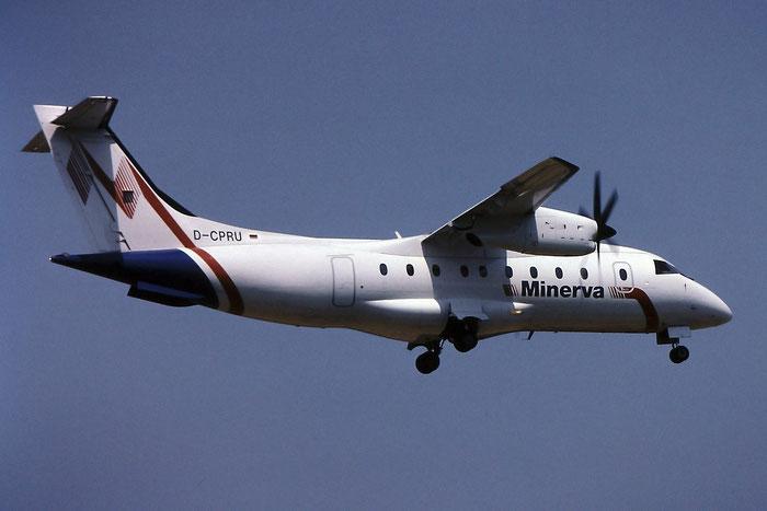 D-CPRU Do328-120 3091 Minerva Airlines @ Aeroporto di Verona - © Piti Spotter Club Verona