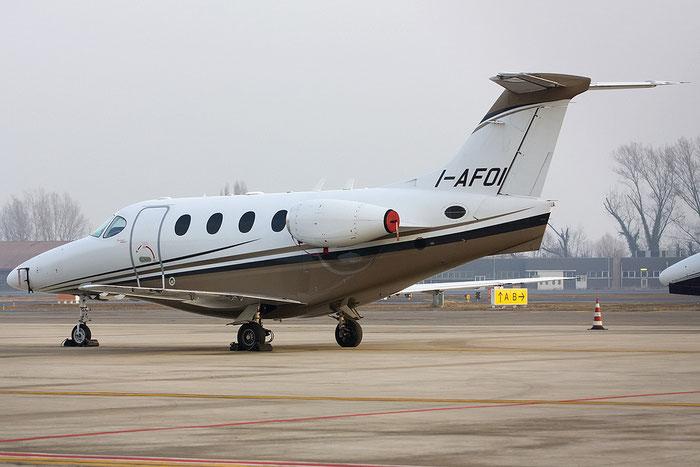 I-AFOI Raytheon 390 RB-245 ItalyFly @ Treviso Airport 22.01.2012 © Piti Spotter Club Verona