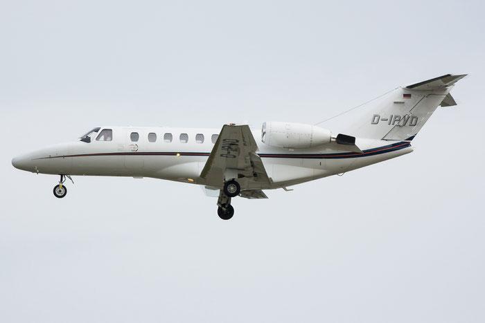 D-IPVD Ce525A 525A-0218 Gil-Air @ Venice Airport 02.06.2013 © Piti Spotter Club Verona