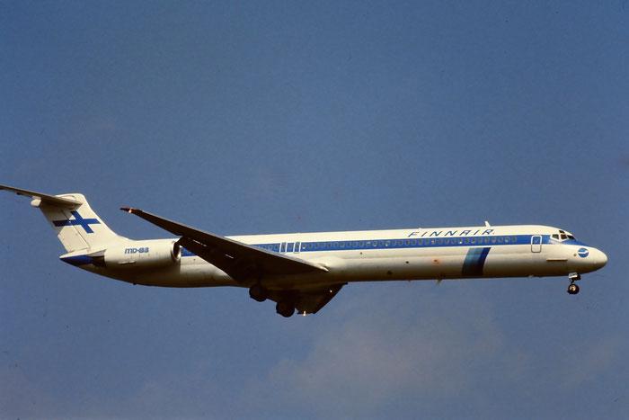 OH-LMT  MD-82  49877/1594  Finnair @ Aeroporto di Verona © Piti Spotter Club Verona