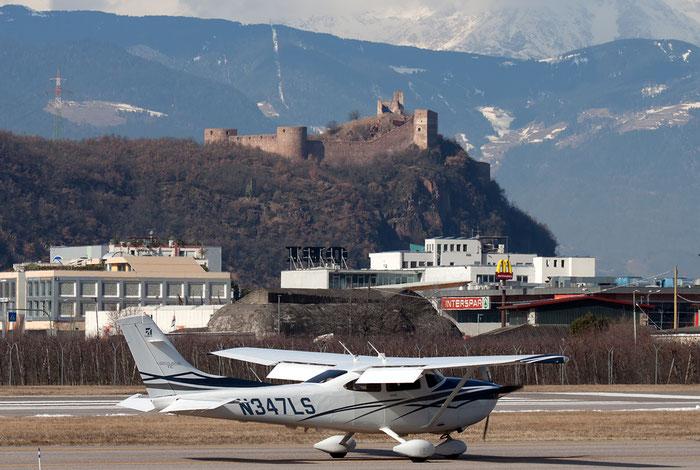 N347LS - Cessna T182T Turbo Skylane - Private @ Aeroporto di Bolzano © Piti Spotter Club Verona